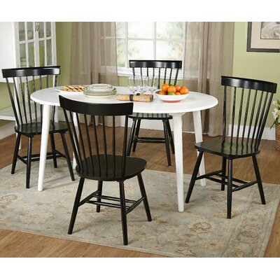 Naples 5 Piece Dining Set by TMS