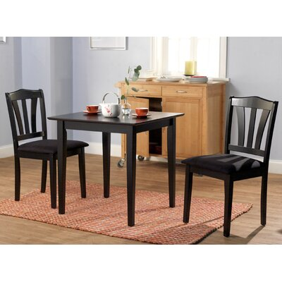 Metropolitan 3 Piece Dining Set by TMS