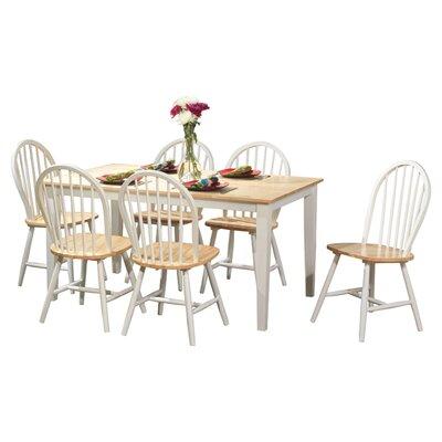 TMS Windsor 7 Piece Dining Set