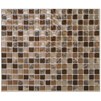 "Mosaïk 11.55"" x 9.65"" Mosaic Tile in Minimo Roca Product Photo"