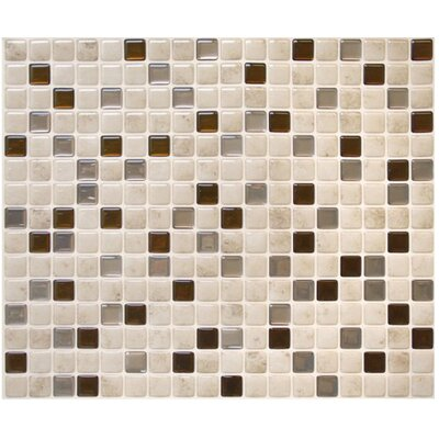 "Mosaïk 11.55"" 9.65"" Mosaic Tile in Minimo Cantera Product Photo"