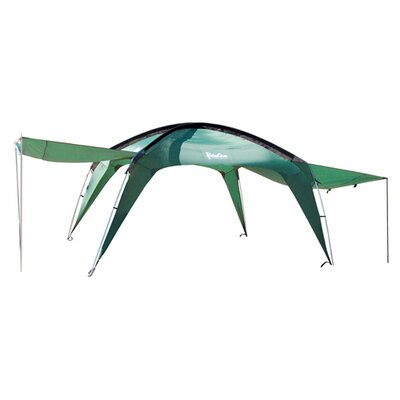 Cottonwood XLT 10 Ft. W x 10 Ft. D Canopy by PahaQue