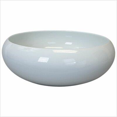 Handmade Porcelain Bathroom Sink by Linkasink