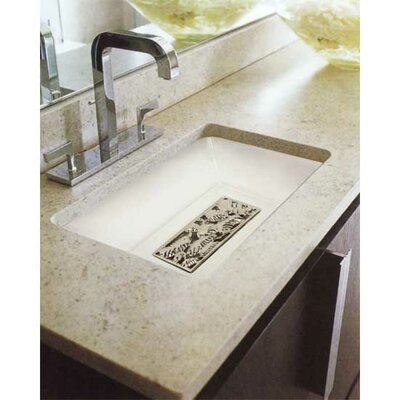 Tiffany Porcelain Bathroom Sink Product Photo