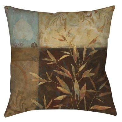 Thumbprintz Autumn Texture 2 Printed Throw Pillow & Reviews Wayfair