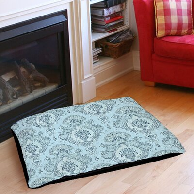 Damask Pattern Indoor/Outdoor Pet Bed by Thumbprintz