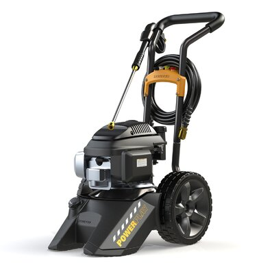 Hotrod 2700 PSI 2.3 GPM Honda GCV160 Annovi Reverberi Axial Pump Gas Pressure Washer by ...
