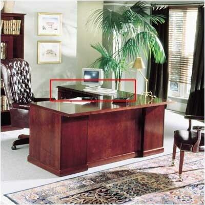 "High Point Furniture Legacy 47"" W Desk Height Return"