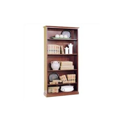 """High Point Furniture Legacy 76"""" Standard Bookcase"""