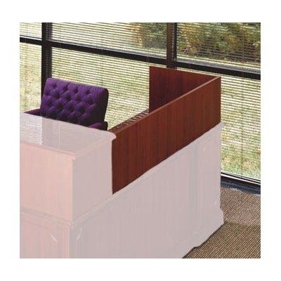 "High Point Furniture Bedford 13"" H x 48"" W Desk Reception Screen"