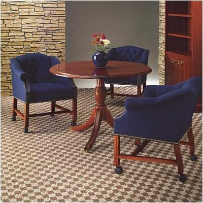High Point Furniture Bedford Circular Conference Table