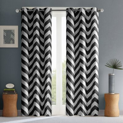 Intelligent Libra Curtain Panel (Set of 2) Product Photo