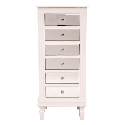 Ava Jewelry Armoire by Hives & Honey