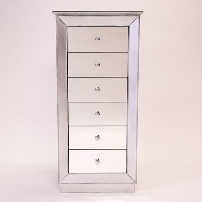 Mia Jewelry Armoire by Hives & Honey