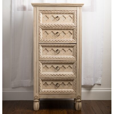 Abby Jewelry Armoire by Hives & Honey