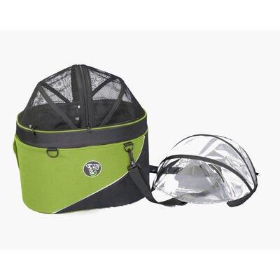 Cocoon Bike Basket/Travel Pet Carrier by Dutch Dog