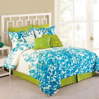 Flourish 8 Piece Comforter Set by Presidio Square