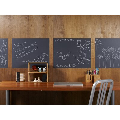 WallCandy Arts Removable Chalkboard Wall Decal