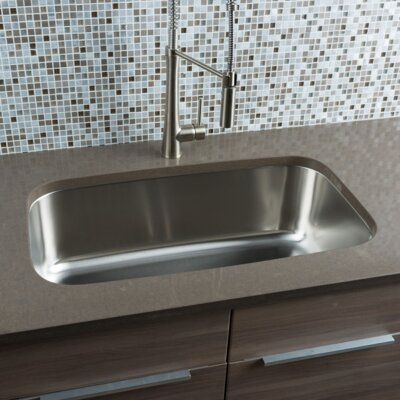 Classic Chef Series Single Bowl Kitchen Sink Product Photo