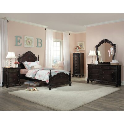 Cinderella Panel Customizable Bedroom Set by Woodhaven Hill