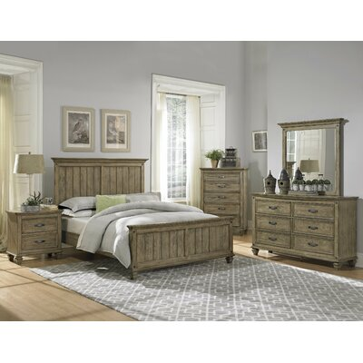 Woodbridge Home Designs Sylvania Panel Customizable Bedroom Set Reviews Wayfair