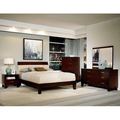 Woodbridge Home Designs Claran 1 Drawer Nightstand