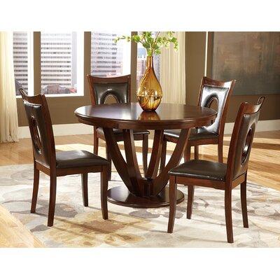 Woodbridge Home Designs Vanbure 5 Piece Dining Set Reviews Wayfair