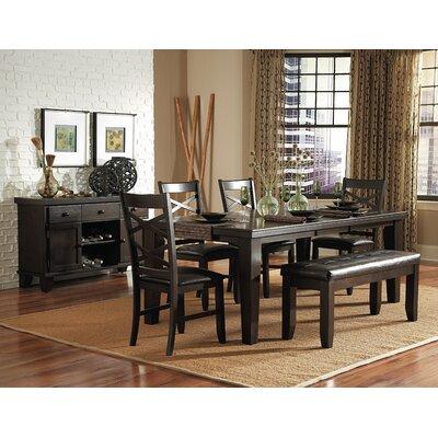 Woodbridge Home Designs Hawn 6 Piece Dining Set Reviews