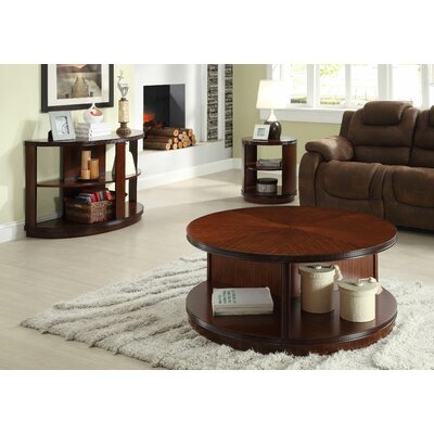 Woodbridge home designs orlin coffee table reviews wayfair - Woodbridge home designs avalon coffee table ...