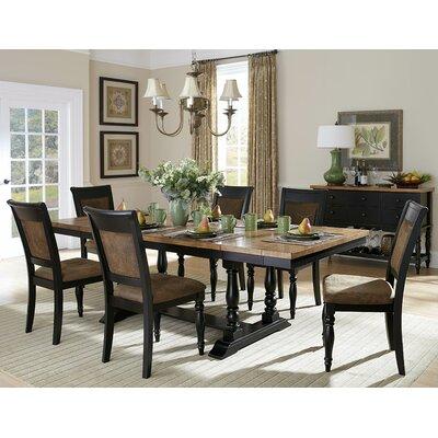 Woodbridge Home Designs Grisoni 7 Piece Dining Set Reviews Wayfair