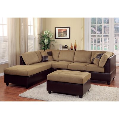Comfort Living Modular Sectional by Woodhaven Hill