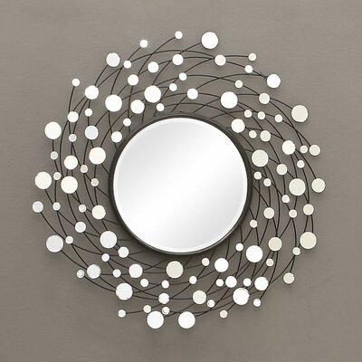 Reflective Wall Mirror by Woodhaven Hill