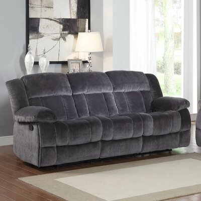 Laurelton Double Reclining Sofa by Woodhaven Hill
