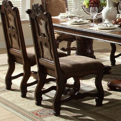 Woodbridge Home Designs Thurmont Side Chair Reviews Wayfair