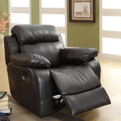 Marille Glider Reclining Chair by Woodhaven Hill
