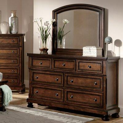Woodbridge Home Designs Cumberland 7 Drawer Dresser Reviews Wayfair
