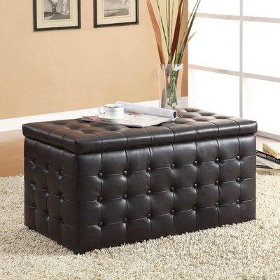 Woodhaven Hill 4720 Series Storage Bench & Ottoman Set