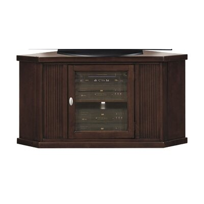 Riley Holliday Corner Plasma TV Stand by Woodhaven Hill