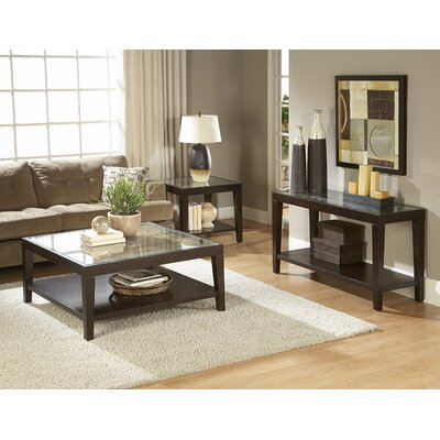 Woodhaven Hill 3299 Series Coffee Table Set