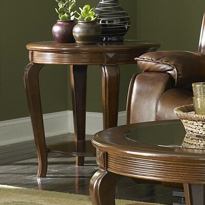 Woodhaven Hill 5558 Series End Table