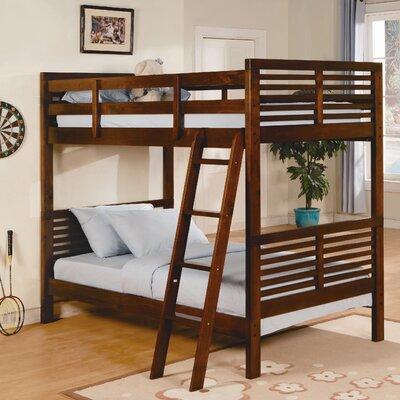 Woodhaven Hill Paula II Twin Bunk Bed