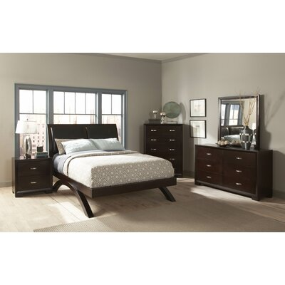 Woodbridge Home Designs 1313 Series Sleigh Customizable Bedroom Set Reviews Wayfair