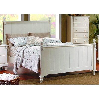 Woodbridge Home Designs 875 Series Panel Bed Reviews Wayfair