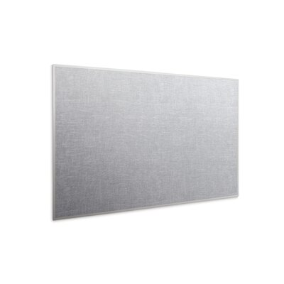 Platinum Visual Systems BTS Trim Standard Wall Mounted Bulletin Board