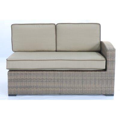 Creative Living Ferrara 7 Piece Deep Seating Group with Cushions