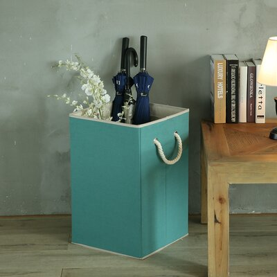 Folding Storage Laundry Hamper by Creative Living