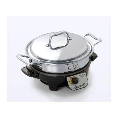360 Cookware Gourmet Slow Cooker