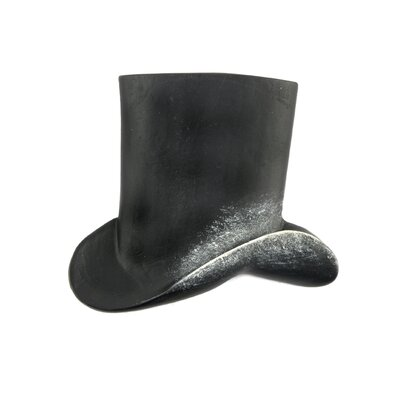 Mini Top Hat Sculpture by Blossom Bucket