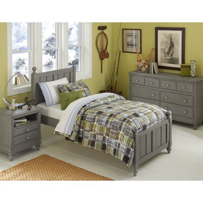 NE Kids Lake House Storage Panel Customizable Bedroom Set Bedroom Collection