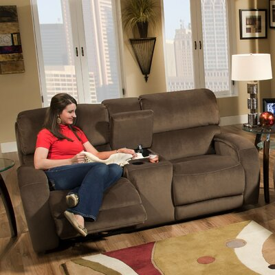 Fandango'' Reclining Sofa by Southern Motion